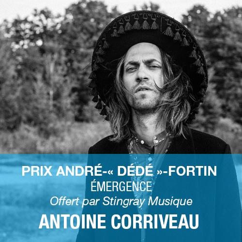 Antoine-Corriveau