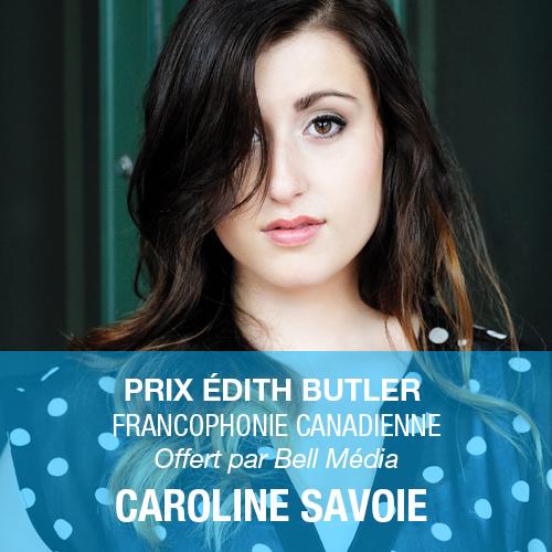 Caroline-Savoie